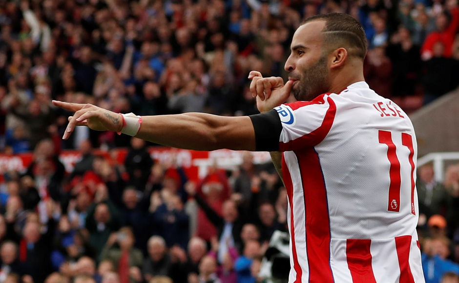 Stoke City might have fast-tracked Jese into the playing XI, but he repaid their faith shown in him as he scored the match winning goal against Arsenal. Reuters