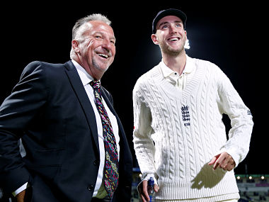 England vs West Indies: Stuart Broad proud to get past influential Ian Botham's record