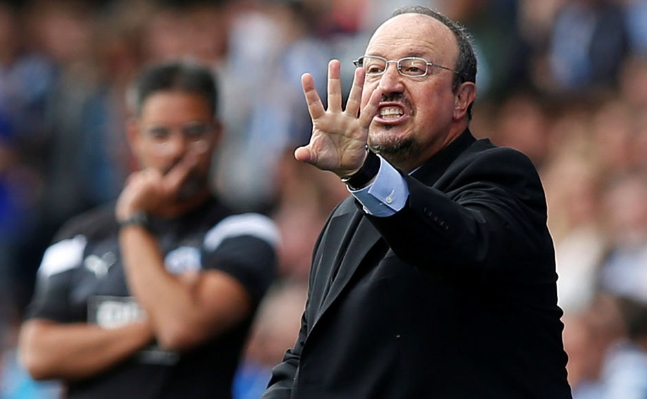Newcastle United manager Rafael Benitez faced their second loss in as many games. The loss against Huddersfield will hurt them dearly as they had thumped the side 3-1 in their Championship meeting in March early this year. Reuters