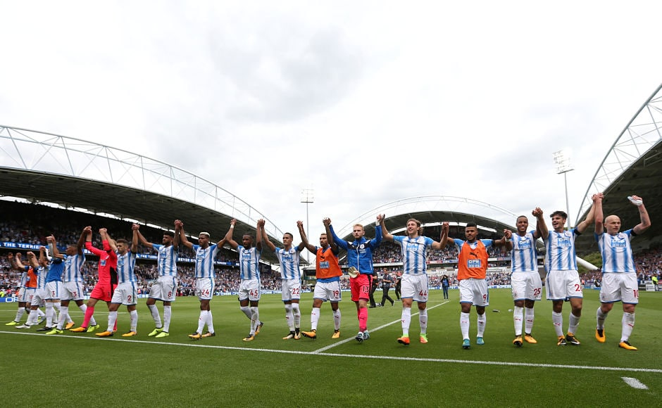 Little did anyone expect Huddersfield Town to make any major impact in the Premier League, although it's been just 2 weeks the team from West Yorkshire has two wins and as many clean sheets against their name. It was a historic victory for Huddersfield, who won their first win in 45 years in top-flight English football. Reuters