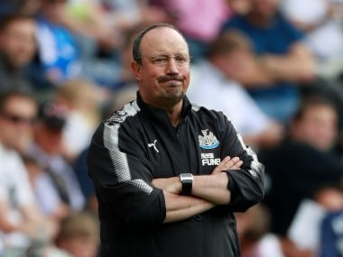 Soccer Football - Preston North End vs Newcastle United - Pre Season Friendly - June 22, 2017 Newcastle United manager Rafael Benitez Action Images via Reuters/Jason Cairnduff - RTX3CIAJ