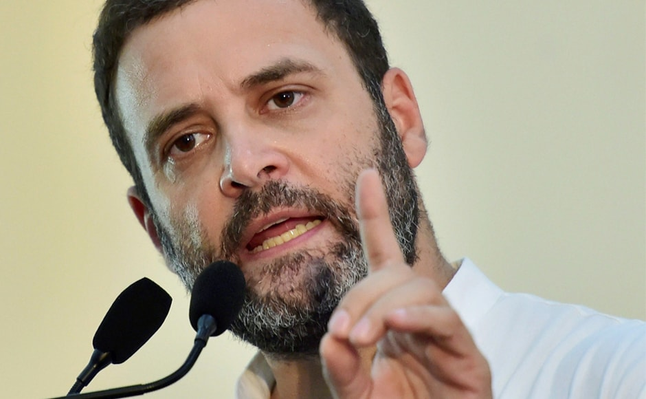 The Congress leader also took a dig at the government's flagship programme 'Make in India', saying most products available in the country were made in China. PTI