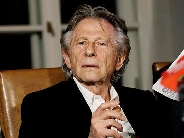 Roman Polanski. Image via AP