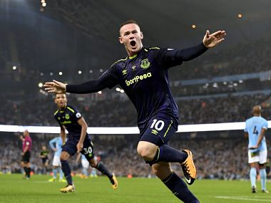 File image of Wayne Rooney. Image courtesy: Twitter: @WayneRooney