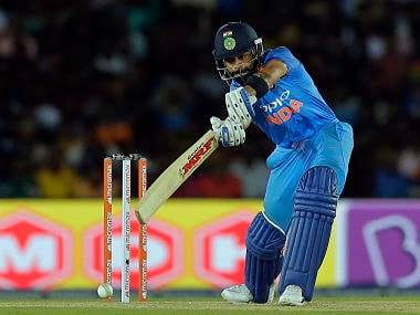 India vs Sri Lanka: Virat Kohli says string of limited overs of matches will enable MS Dhoni regain consistency
