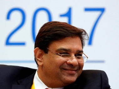 Urjit Patel, governor, RBI Reuters