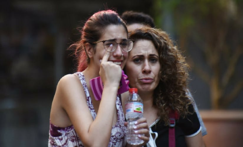 Thirteen people were killed and 100 were injured after a van veered onto a promenade on Thursday and barreled down the busy walkway in central Barcelona, swerving back and forth as it mowed pedestrians down and turned a picturesque tourist destination into a bloody killing zone. AP