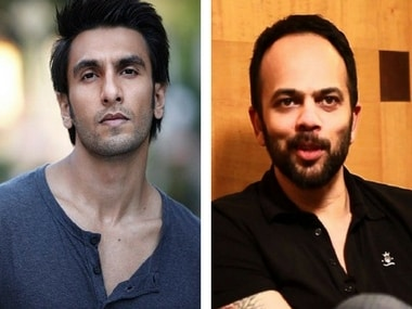 Ranveer Singh and Rohit Shetty. File images.