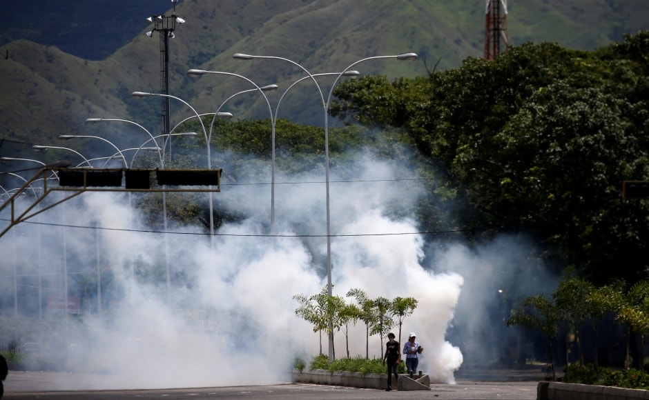 Last week, Venezuela elected a 545-member legislative superbody that Maduro calls Venezuela's only hope for restoring peace. The Opposition calls it a power play aimed at keeping the president in office. Reuters