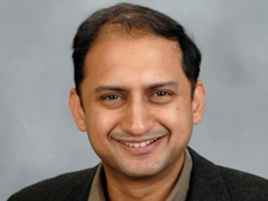 Viral Acharya, RBI-Deputy Governor. Image courtesy- Stern-NYU