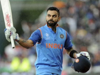 Virat Kohli continues to be world's top ranked ODI batsman, maintains 12-point lead over David Warner