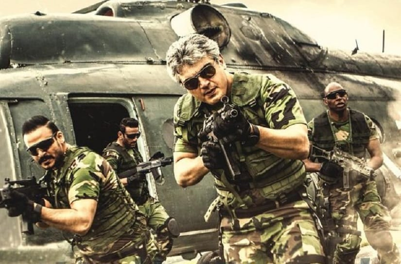 Still from Vivegam