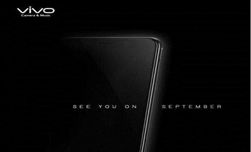 Vivo V7 Plus teaser