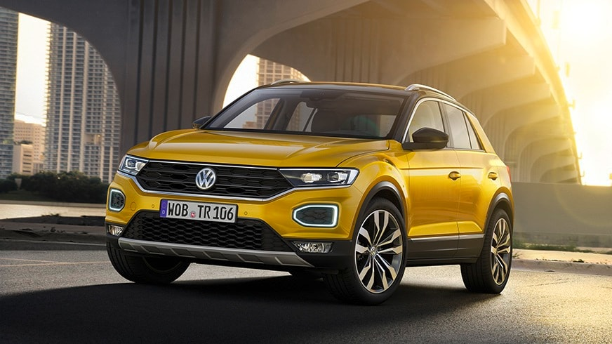 Volkswagen announced that the T-Roc will be launched in Germany come November at a price range of $20,000 (approximately Rs 15 lakh).