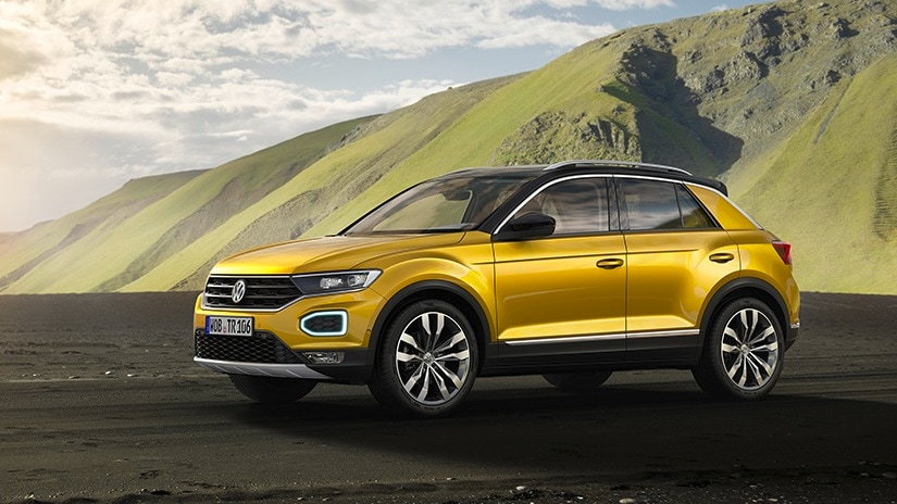 Volkswagen announced that the compact crossover will be unveiled to the public at the upcoming Frankfurt Motor Show before finding its way into the European market.