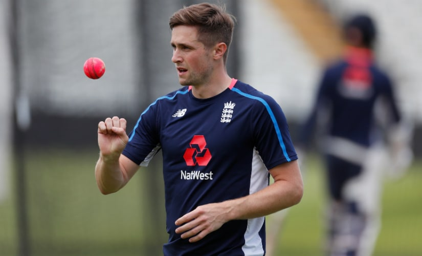 England have a selection conundrum with the return of Chris Woakes. Reuters
