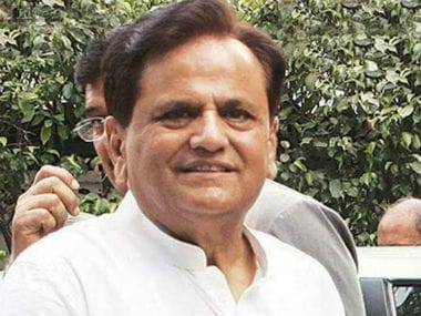 File image of Congress leader Ahmed Patel. PTI