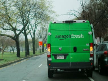 E-commerce websites like Amazon have threatened the mall culture. Reuters.