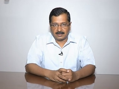 File image of Delhi chief minister Arvind Kejriwal. YouTube screengrab