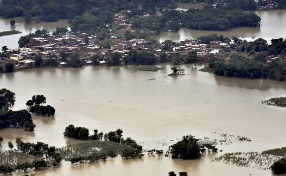 Over 4,08,903 people have been evacuated to safer places by the army, NDRF, SDRF and other rescue teams in the last four days. PTI