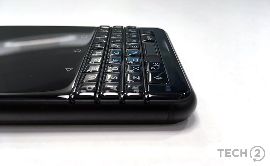 The keyboard feels good to operate, unlike the problematic ones in previous devices
