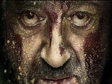 Sanjay Dutt's first look from Bhoomi. Twitter