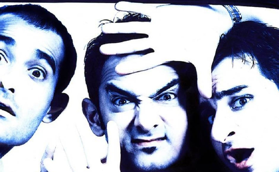 Akash, Sameer and Siddharth's journey towards self-discovery in Dil Chahta Hai captures the essence of friendship completely. Full of rebukes, complaints, and tragedies, their friendship evolves beautifully in the film.