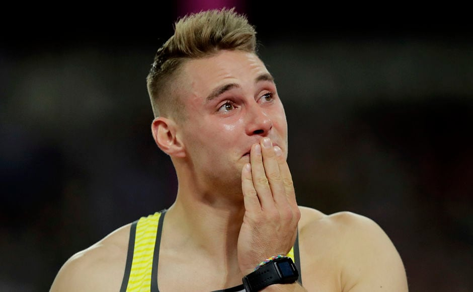 It was a good day for Germany in the field events as Johannes Vetter won the javelin final with a throw of 89.89 metres. Though nowhere near his personal best, it was enough on this day as Vetter won his first world title.  AP