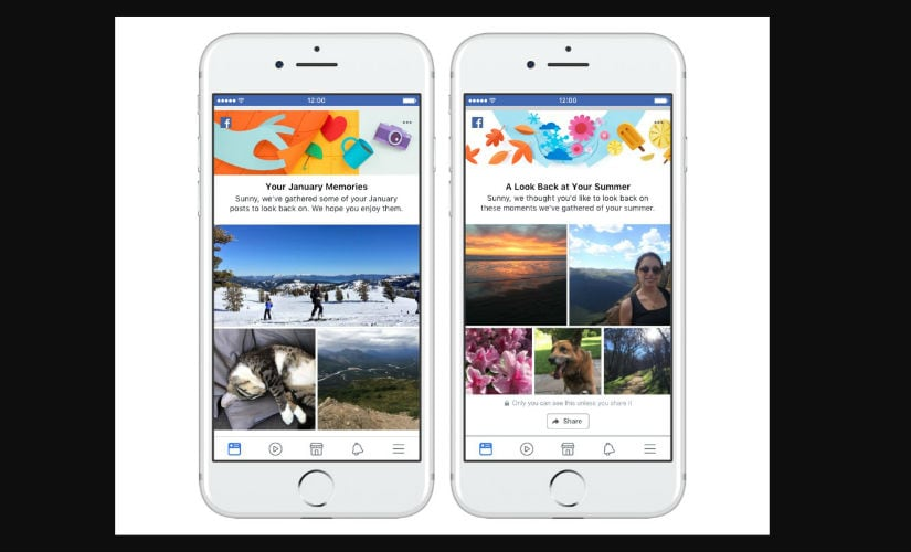 Facebook adds new features for user experience. Facebook.