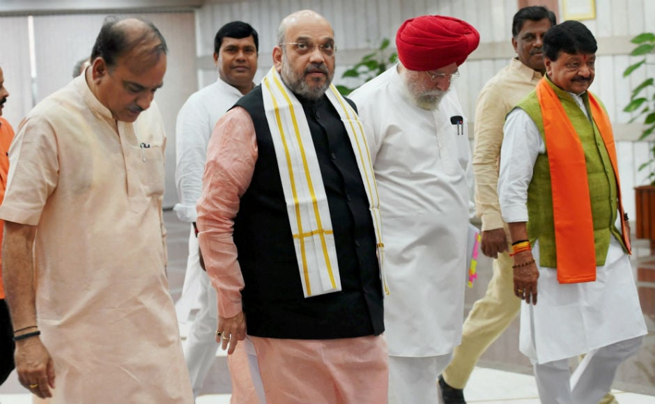The party leadership is especially perturbed as Prime Minister Narendra Modi has been repeatedly stressing, including at a similar meeting last week, on the need for the presence of MPs in Parliament during sessions. PTI