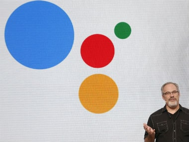 Google assistant app to roll out in European iOS devices. Reuters.