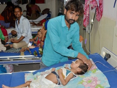 Gorakhpur tragedy highlights: Yogi Adityanth calls deaths a 'despicable incident'; Anupriya Patel to visit hospital