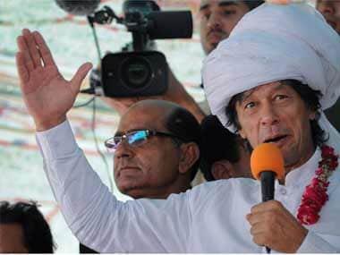 File image of Imran Khan. Reuters