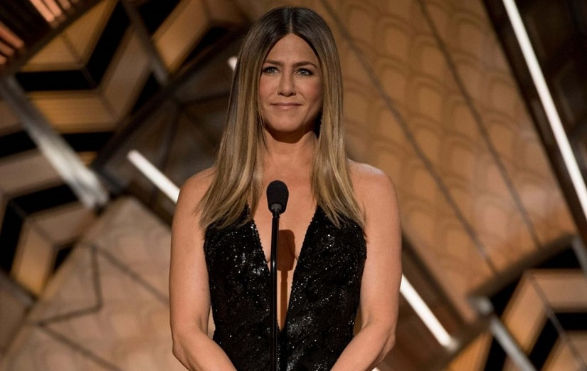 Jennifer Aniston. Image from Twitter.