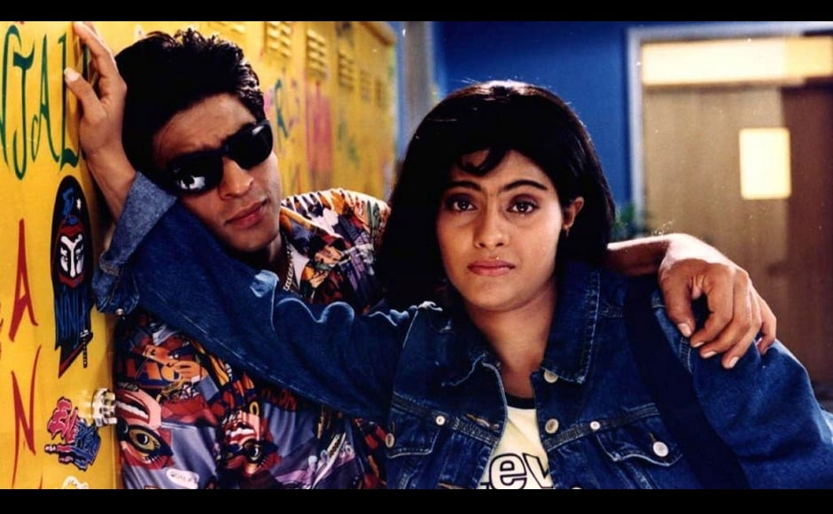 "<em>""</em>Pyaar dosti hai<em>,"" </em>isn't it, Rahul and Anjali?"
