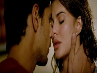 Sidharth Malhotra and Jacqueline Fernandez in a still from A Gentleman. YouTube