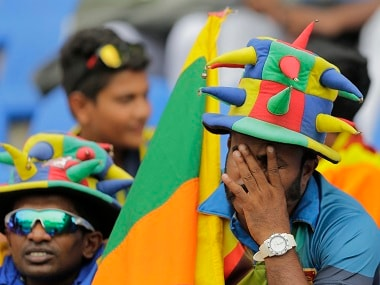 Sri Lankan cricket is in the middle of one of its worst slumps yet. AP