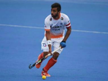 File image of Manpreet Singh. Twitter: Manpreet Singh