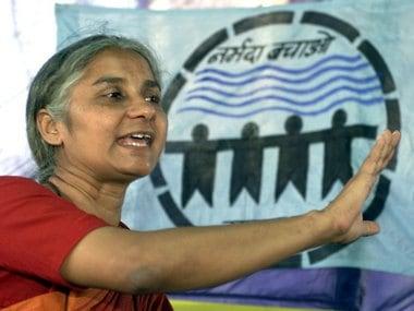 File image of Medha Patkar. Reuters