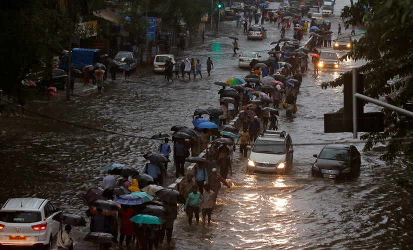 Thousands of vehicles were stranded on arterial roads in Lower Parel, Dadar, Kurla, Andheri, Khar West, Ghatkopar, Sion and Hindmata areas that were under knee to waist deep water for several hours, many having broken down. Reuters