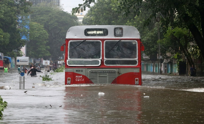 Torrential rain accompanied by strong winds pummelled Mumbai on Tuesday, disrupting rail, road and air services, uprooting trees, swamping homes, and bringing the megapolis and satellite towns to their knees. Reuters