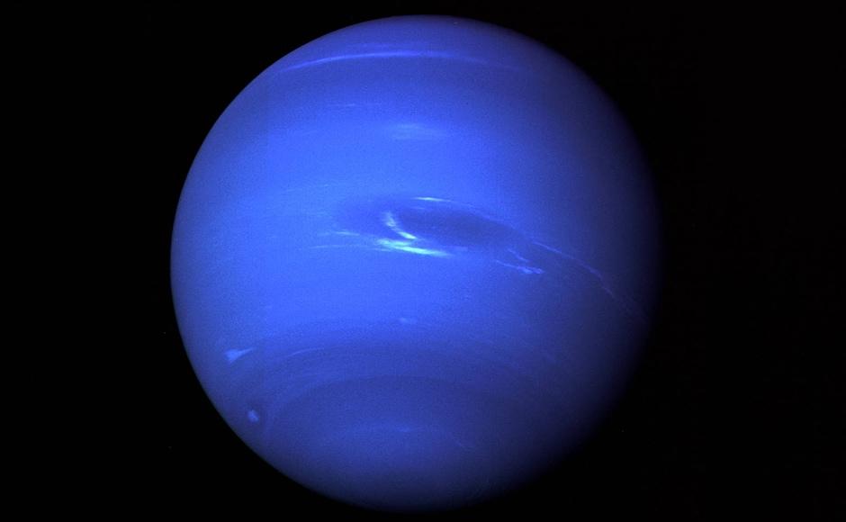 Neptune. Image: NASA.