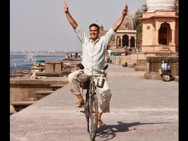 Akshay Kumar's Padman is the first Indian film to be screened at Oxford Union; Twinkle Khanna to address students