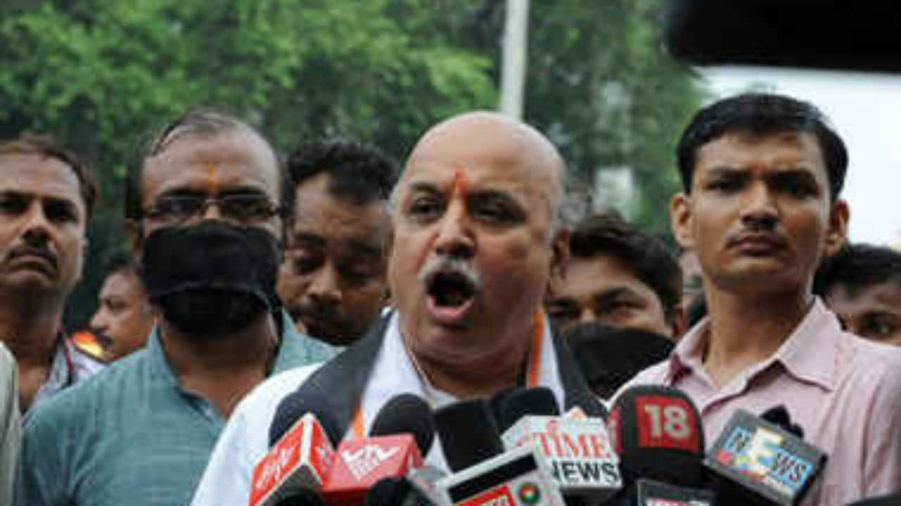 Pravin Togadia goes 'missing', claims threat to life: How VHP poster boy became a 'nuisance' for BJP govt in Rajasthan