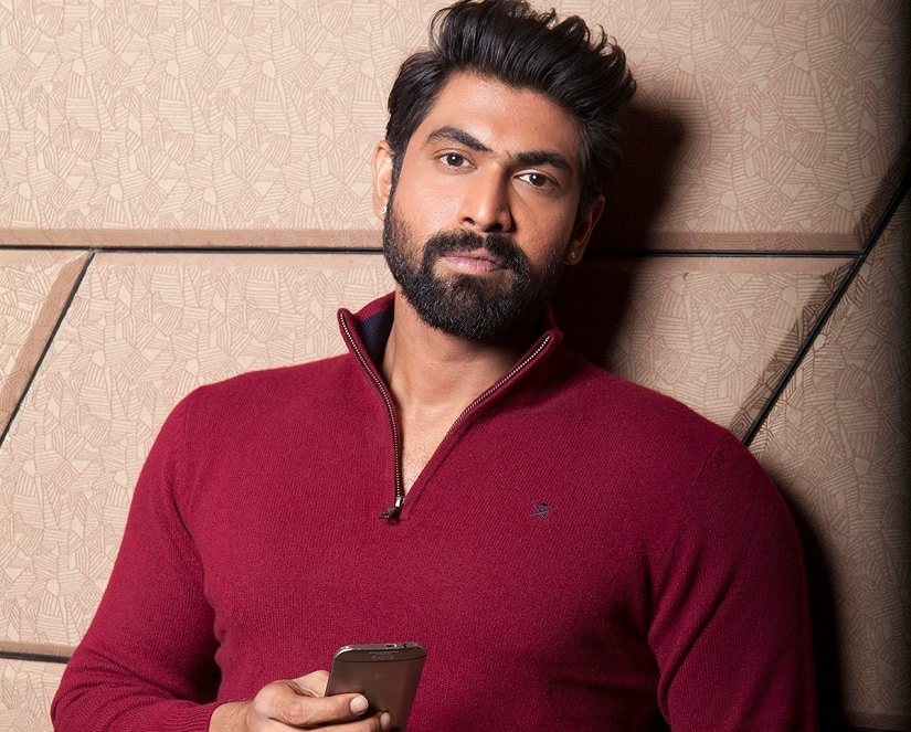 Rana Daggubati. File Photo