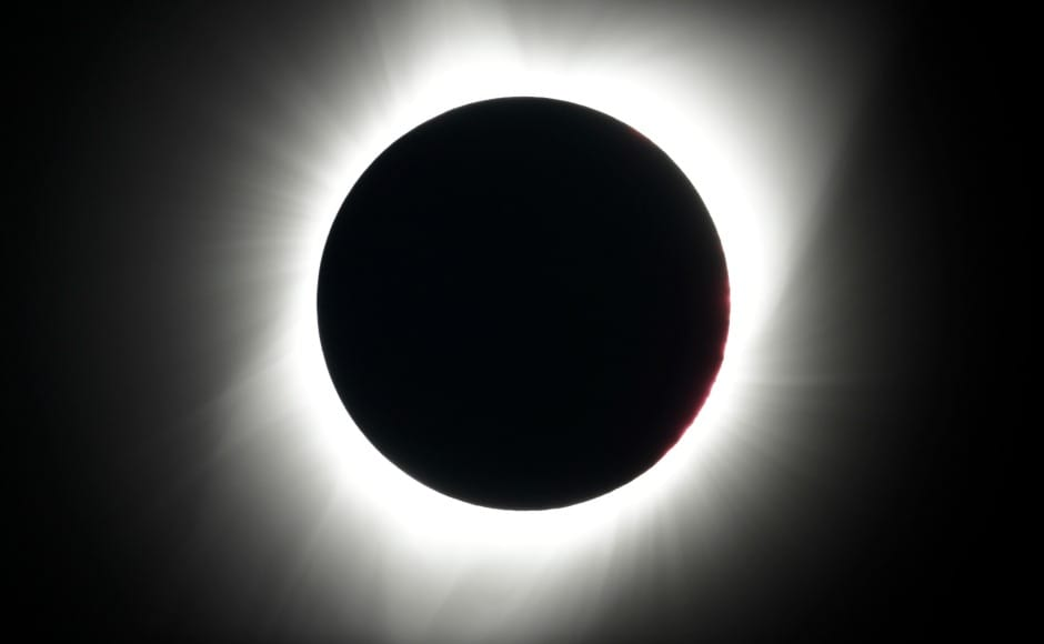 On Monday, the US witnessed its first total eclipse in 99 years, casting a shadow from the coast of Oregon to South Carolina for almost 90 minutes. AP
