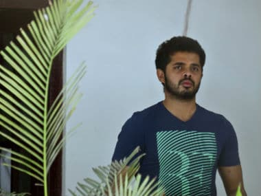 Supreme Court hears S Sreesanth's plea challenging his life-time ban, asks BCCI to respond in four weeks