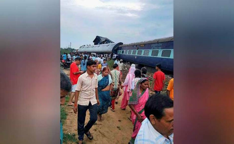 Prime Minister Narendra Modi expressed extreme pain over the derailment of Utkal Express in Uttar Pradesh and said that the Railway Ministry and the state government were doing everything possible and providing all assistance required. PTI