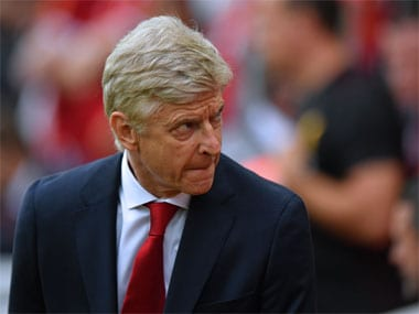 File image of Arsenal manager Arsene Wenger. AFP