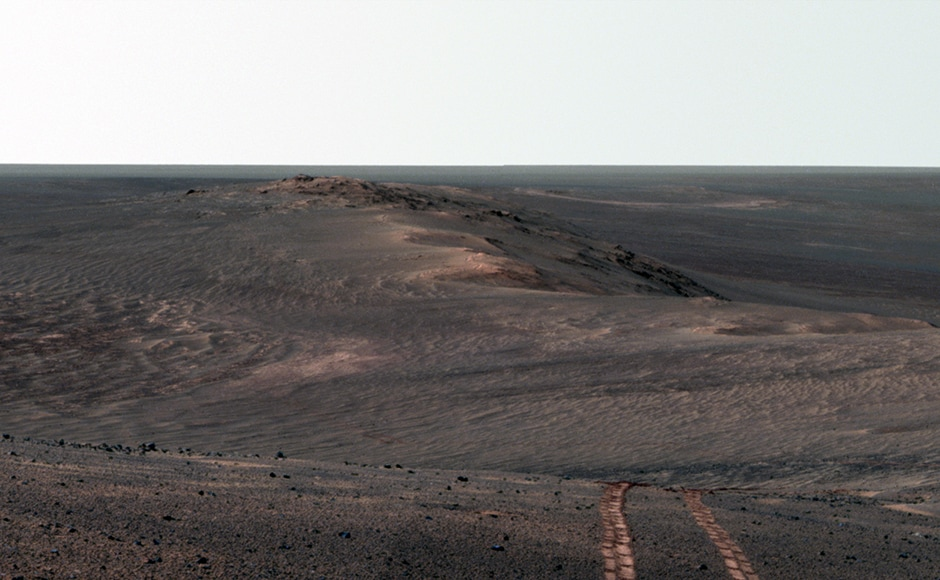 Five years of NASA's Curiosity rover exploring Mars in ...